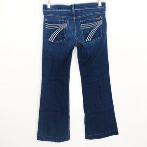 7 For All Mankind | Dojo Flare Leg Jeans